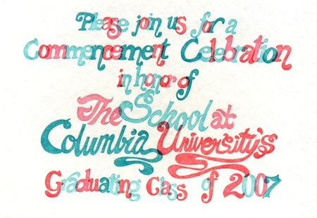 Mike Perry Columbia Uni