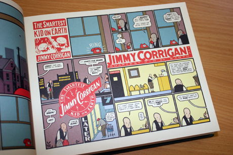 Jimmy Corrigan