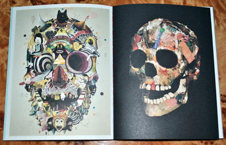 Book of Skulls Inner Page 6