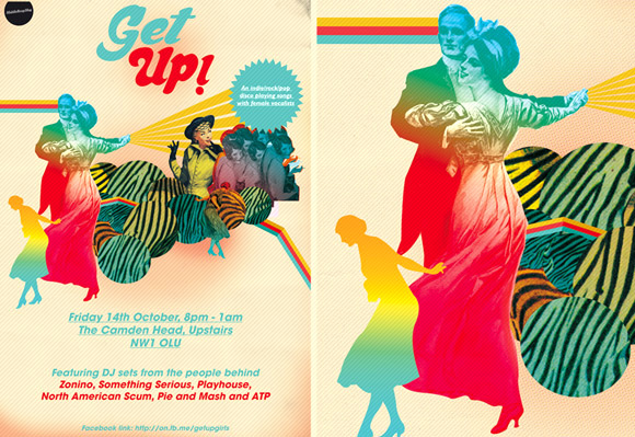 GetUp-Clubnight-poster