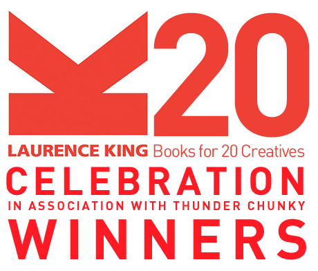 20 Books for 20 Creatives Competition Winners