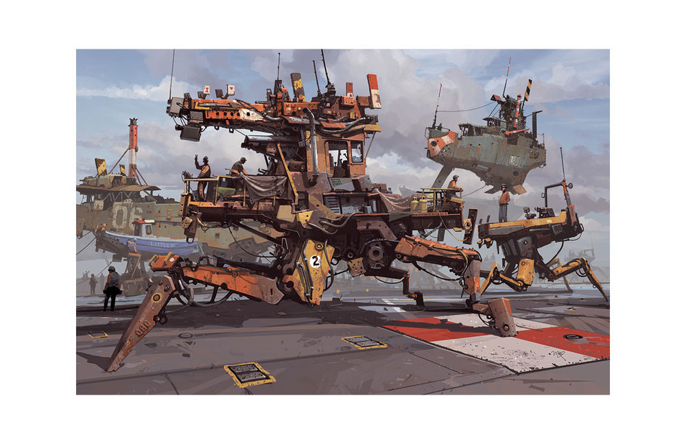 Little-O-ian-mcque
