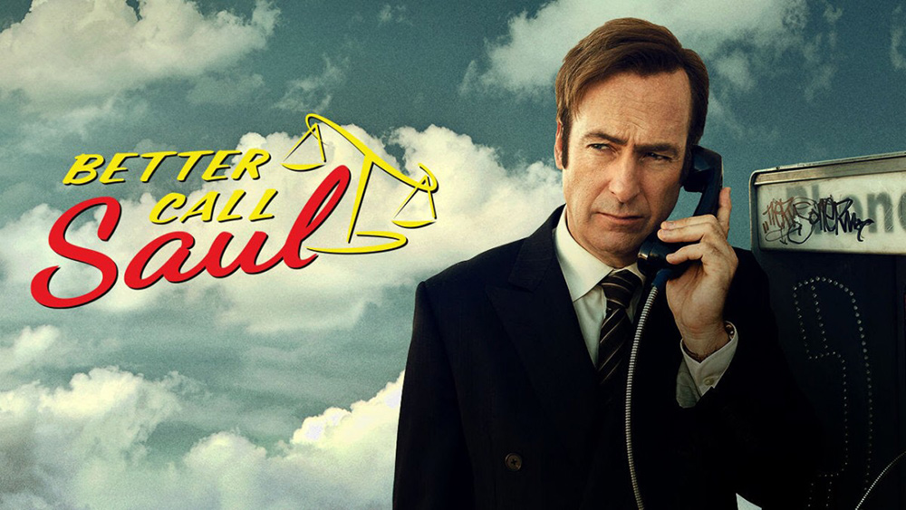 Alan Chao Better Call Saul logo