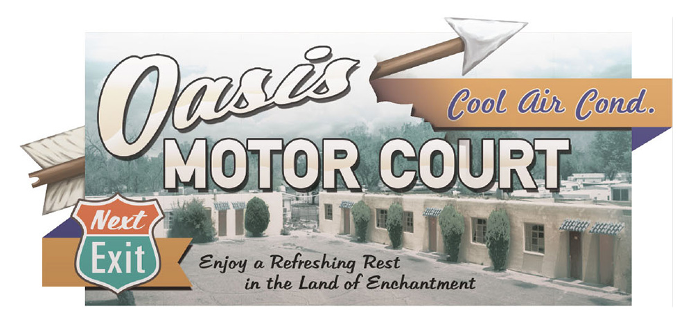 Oasis Motor Court Better Call Saul 1
