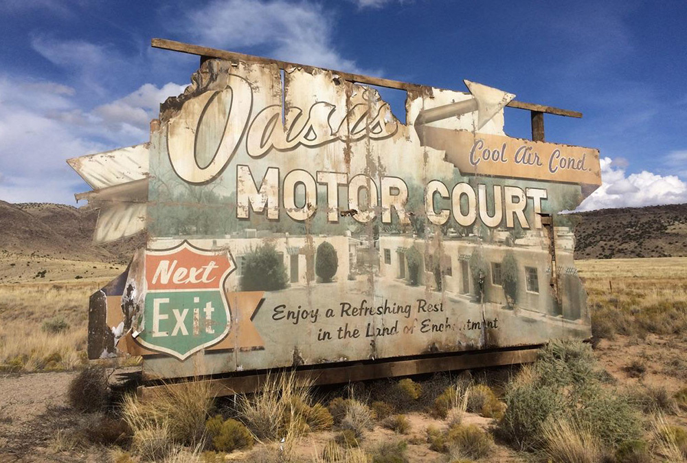 Oasis Motor Court Better Call Saul 2