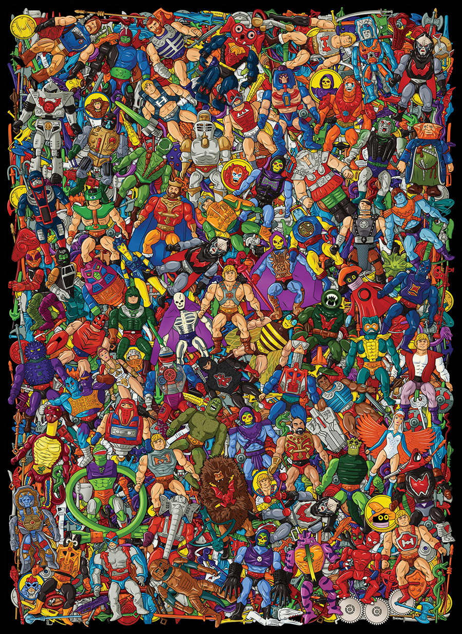 Bill McConkey He-Man