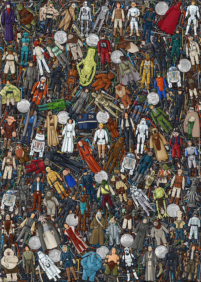 Bill McConkey Star Wars