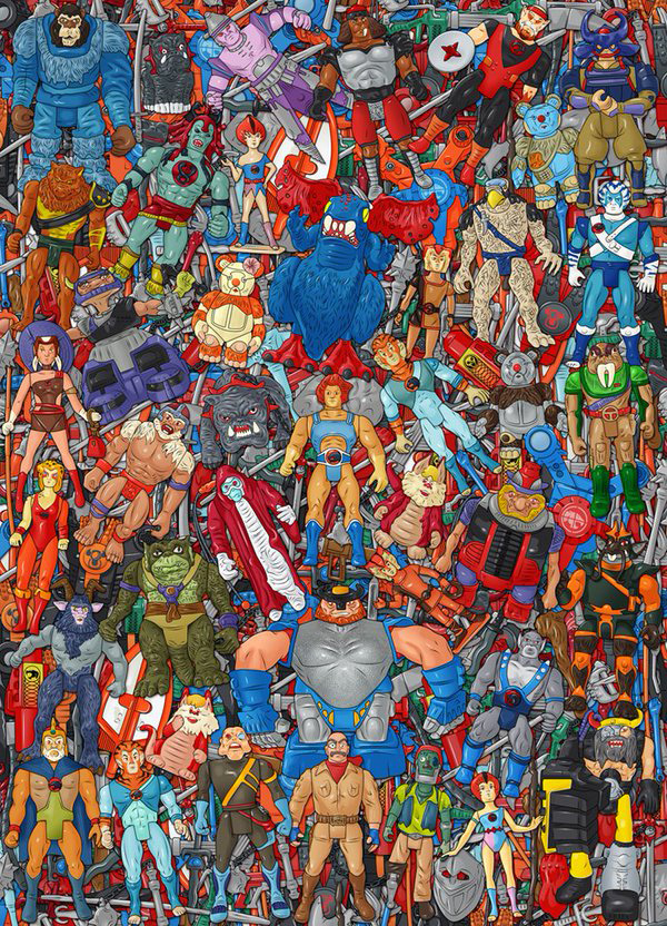 Bill McConkey Thundercats