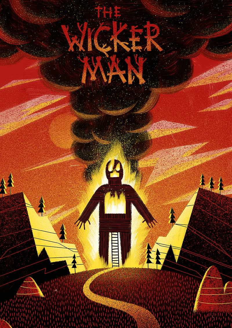 MUTI Wicker Man