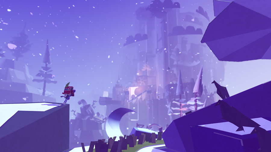 Rex Crowle Tearaway screenshot
