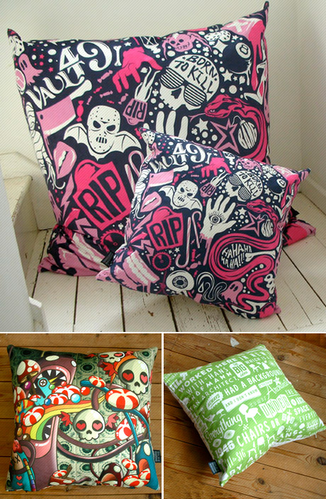 CFA-pillows