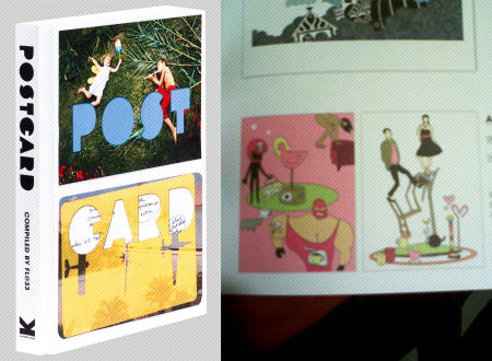 Al's submissions to the Postcard book