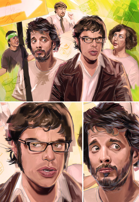 Art of the conchords