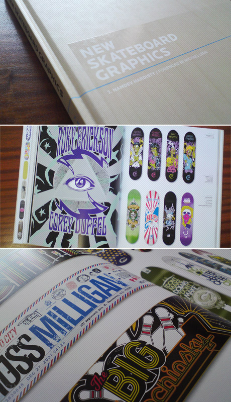 New Skatedeck Graphics