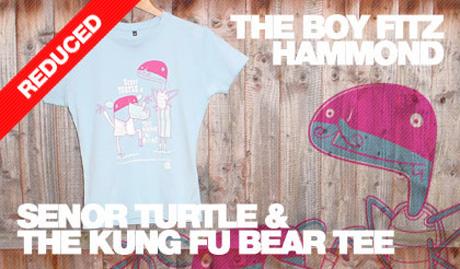 TBFH Senor Turtle Tee