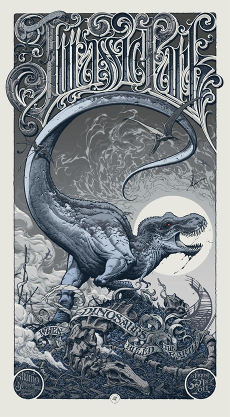 Jurassic Park Aaron Horkey