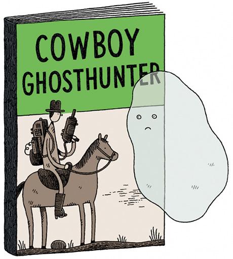 cowboy-ghosthunter