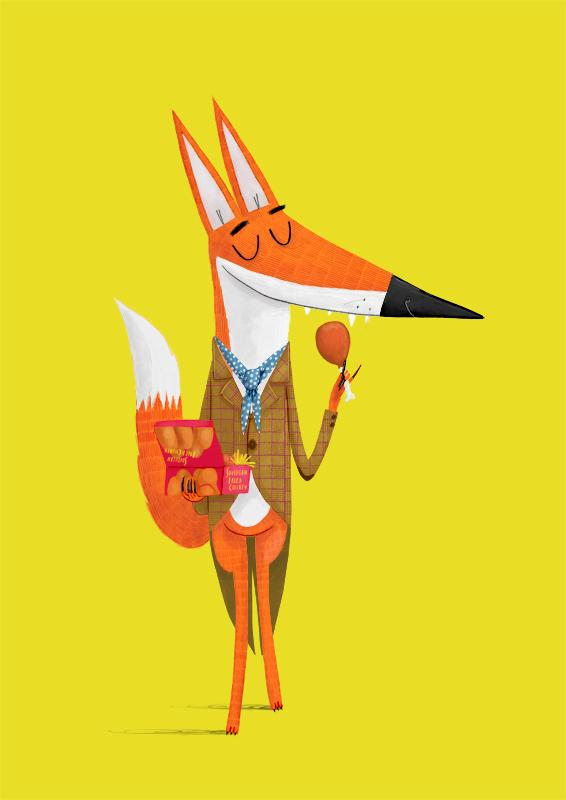 FOXY_Chicken