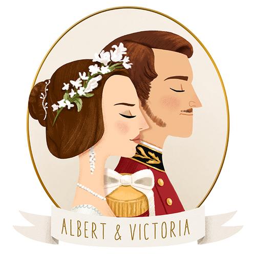 Albert+and+Queen+Victoria