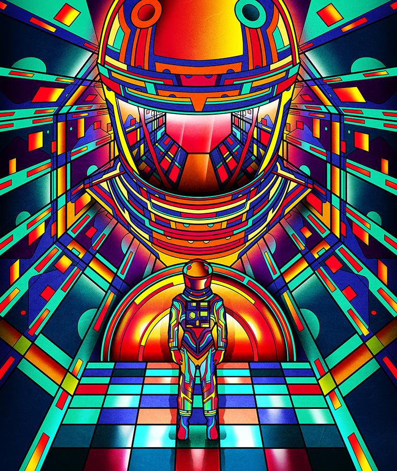 Van Orton 2001 A Space Odyssey