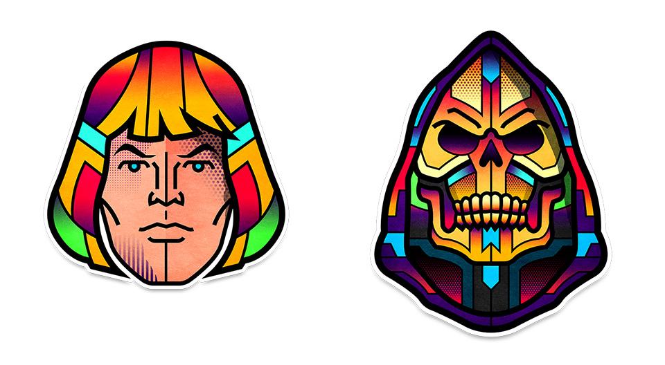 Van Orton Icons