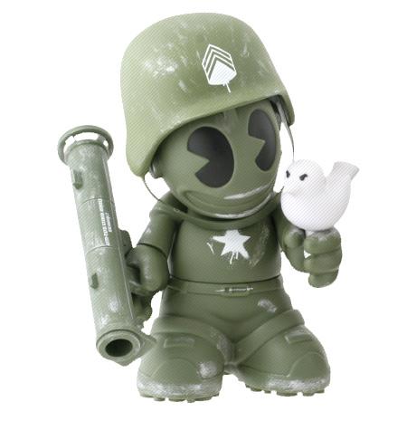 Dave White Sgt Robot