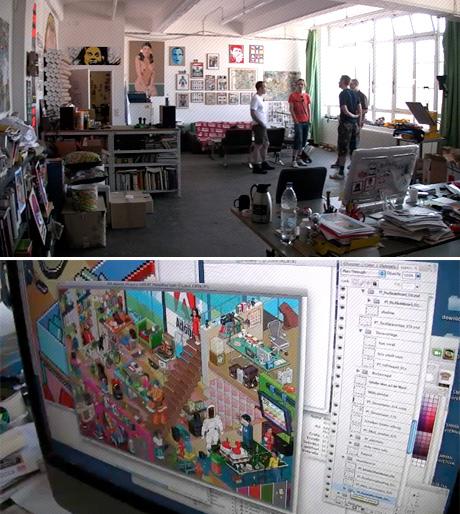 eBoy studio