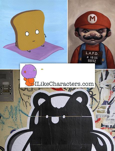 I Like Characters