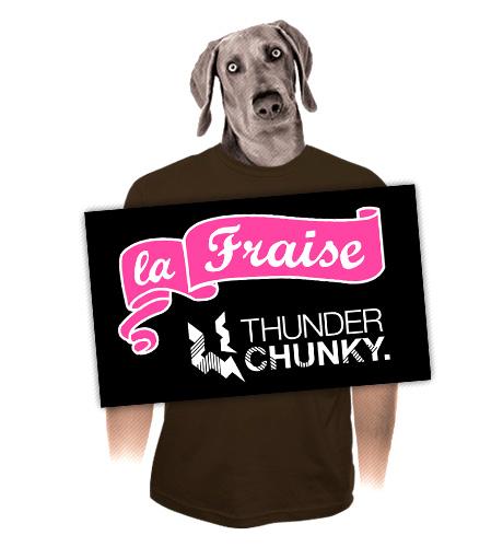 La Fraise tee comp