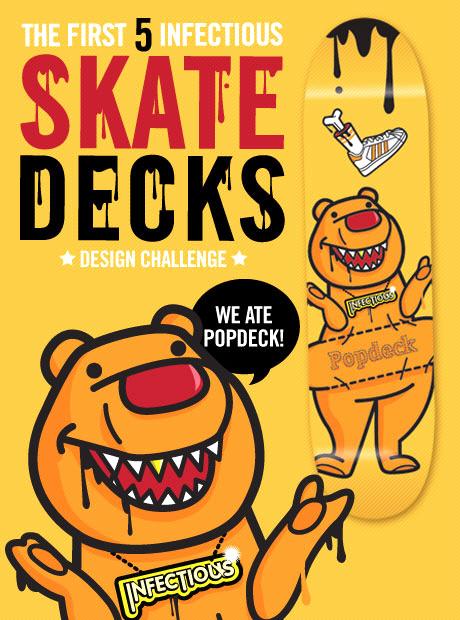 Popdeck decks