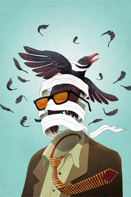 Wandelmaier ruffled feathers